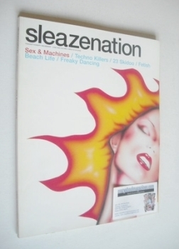 Sleazenation magazine - June 2000