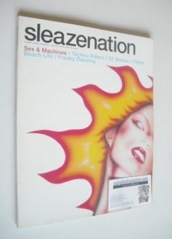 Sleazenation magazine - June 2000