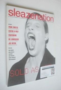 Sleazenation magazine - December 2000/January 2001