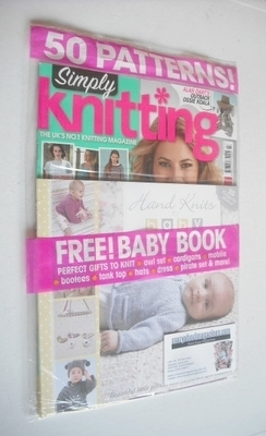 Simply Knitting magazine (Issue 109 - Summer 2013)