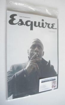 Esquire magazine - Idris Elba cover (November 2013 - Subscriber's Issue)