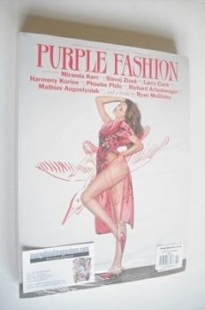 Purple Fashion magazine (Spring/Summer 2013 - Miranda Kerr cover)