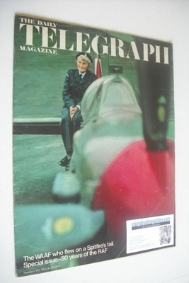 <!--1968-03-29-->The Daily Telegraph magazine - Margaret Horton cover (29 M