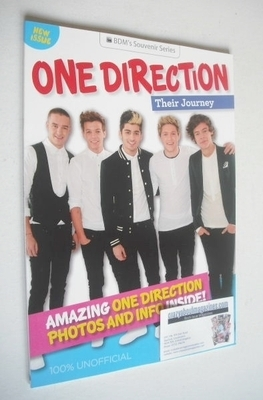 One Direction magazine - Their Journey (Volume Two)