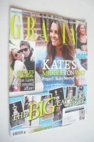 <!--2013-08-05-->Grazia magazine - Kate Middleton cover (5 August 2013)