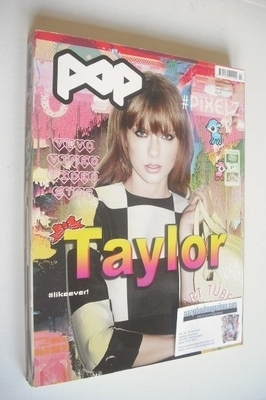 <!--2013-04-->POP magazine - Taylor Swift cover (Spring/Summer 2013)