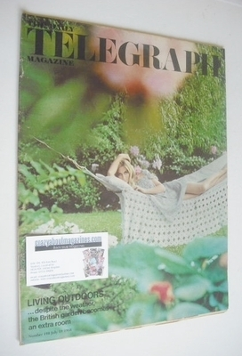 <!--1968-07-19-->The Daily Telegraph magazine - Living Outdoors cover (19 J