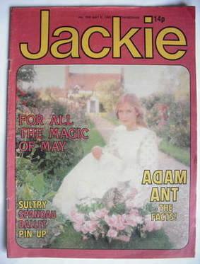 <!--1981-05-09-->Jackie magazine - 9 May 1981 (Issue 905)