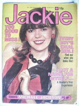 <!--1980-04-05-->Jackie magazine - 5 April 1980 (Issue 848)