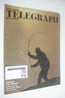 <!--1968-08-09-->The Daily Telegraph magazine - Fishing For Money cover (9