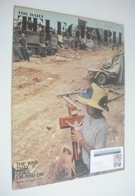 <!--1968-08-02-->The Daily Telegraph magazine - The War That Goes On And On