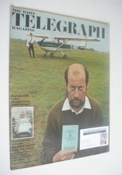 The Daily Telegraph magazine - Clement Freud cover (20 September 1968)
