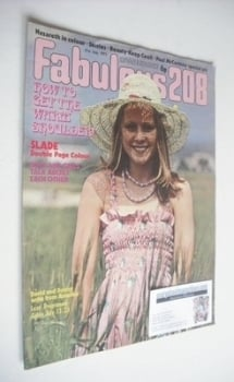 Fabulous 208 magazine (21 July 1973)