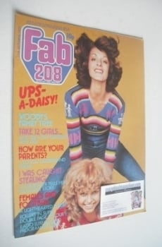 Fabulous 208 magazine (11 October 1975)