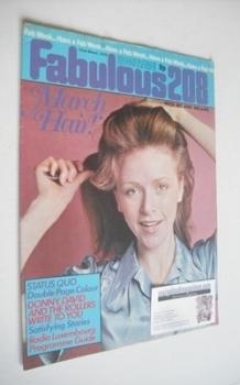 Fabulous 208 magazine (22 March 1975)