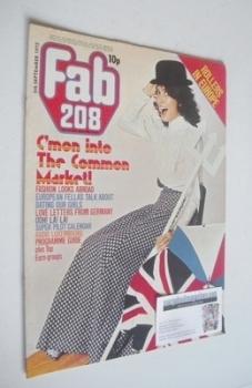 Fabulous 208 magazine (6 September 1975)