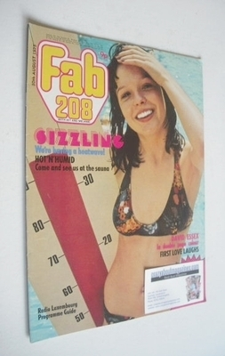 <!--1975-08-30-->Fabulous 208 magazine (30 August 1975)
