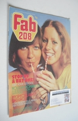 <!--1975-08-23-->Fabulous 208 magazine (23 August 1975)