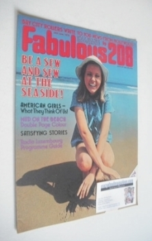 Fabulous 208 magazine (28 June 1975)