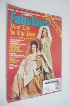 Fabulous 208 magazine (25 January 1975)