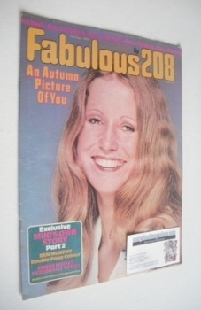 Fabulous 208 magazine (21 September 1974)