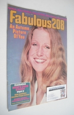 <!--1974-09-21-->Fabulous 208 magazine (21 September 1974)