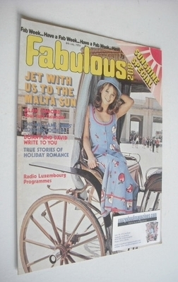 <!--1974-07-06-->Fabulous 208 magazine (6 July 1974)