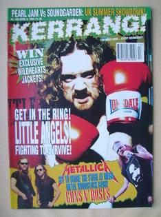 <!--1994-04-02-->Kerrang magazine - 2 April 1994 (Issue 488)