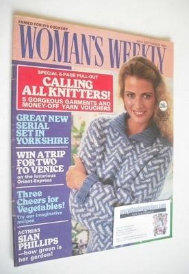 <!--1984-09-22-->British Woman's Weekly magazine (22 September 1984 - Briti