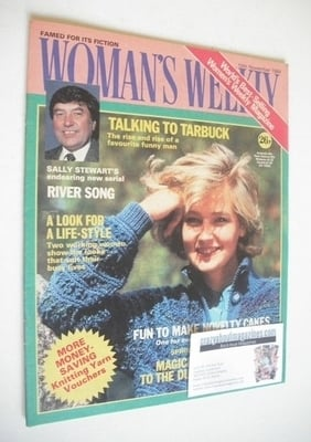 <!--1984-11-10-->British Woman's Weekly magazine (10 November 1984 - Britis