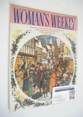 <!--1984-12-22-->British Woman's Weekly magazine (22 December 1984 - Britis