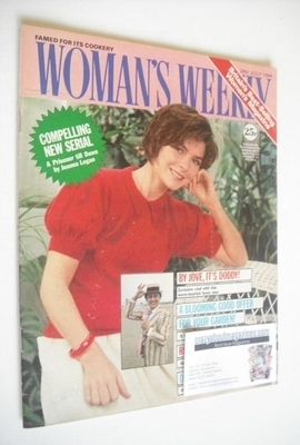 <!--1984-07-28-->British Woman's Weekly magazine (28 July 1984 - British Ed