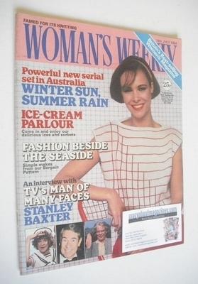 <!--1984-07-14-->British Woman's Weekly magazine (14 July 1984 - British Ed