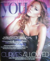 <!--2009-12-06-->You magazine - Kimberley Walsh cover (6 December 2009)