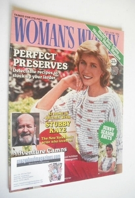 <!--1984-06-30-->British Woman's Weekly magazine (30 June 1984 - British Ed