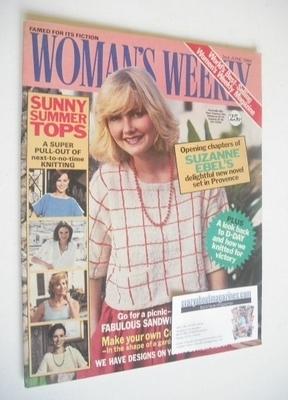 <!--1984-06-02-->British Woman's Weekly magazine (2 June 1984 - British Edi