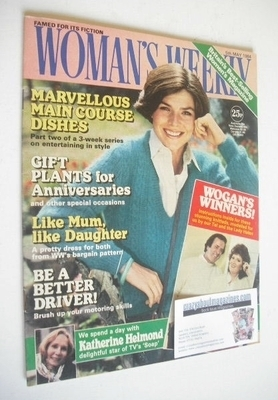 <!--1984-05-05-->British Woman's Weekly magazine (5 May 1984 - British Edit