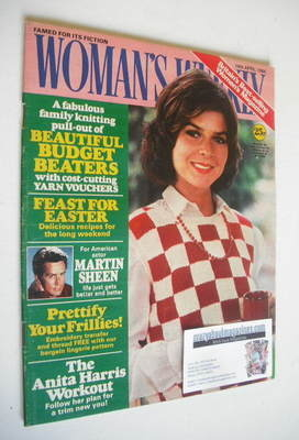 <!--1984-04-14-->British Woman's Weekly magazine (14 April 1984 - British E