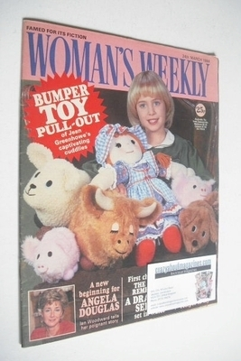 <!--1984-03-24-->British Woman's Weekly magazine (24 March 1984 - British E