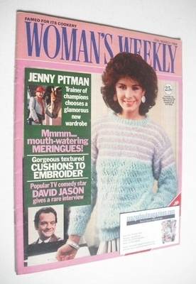 <!--1984-03-17-->British Woman's Weekly magazine (17 March 1984 - British E
