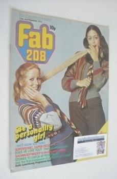 Fabulous 208 magazine (15 November 1975)