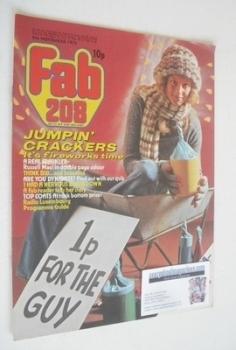 Fabulous 208 magazine (8 November 1975)