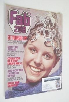 Fabulous 208 magazine (18 October 1975)