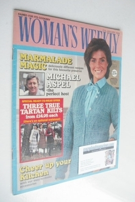 <!--1984-01-21-->British Woman's Weekly magazine (21 January 1984 - British