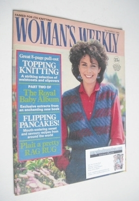<!--1984-03-03-->Woman's Weekly magazine (3 March 1984 - British Edition)