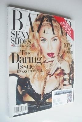 <!--2013-11-->Harper's Bazaar magazine - November 2013 - Madonna cover