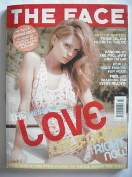 The Face magazine - Mischa Barton cover (April 2004 - Volume 3 No. 87)