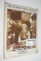 <!--1968-06-16-->The Sunday Times magazine - Catherine Deneuve cover (16 June 1968)
