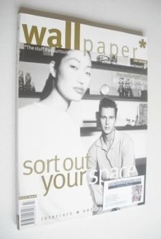 Wallpaper magazine (Issue 9 - March/April 1998)