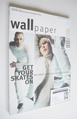 <!--2001-12-->Wallpaper magazine (Issue 44 - December 2001)